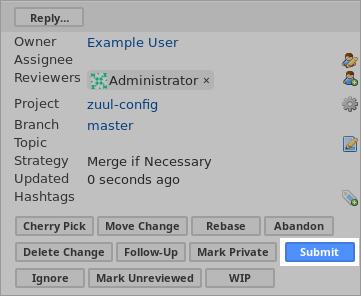 Add docker-compose quickstart example · 8571b52ba8 - zuul